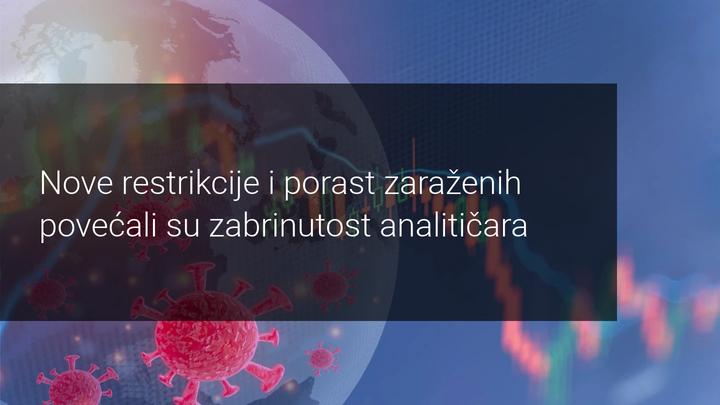 raste zabrinutost analiticara zbog porasta broja zarazenih