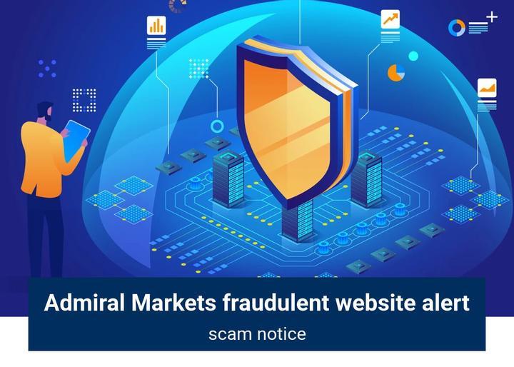 Admiral Markets fraud notice