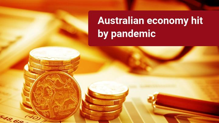 Australian economy enters recession for the first time in 30 years