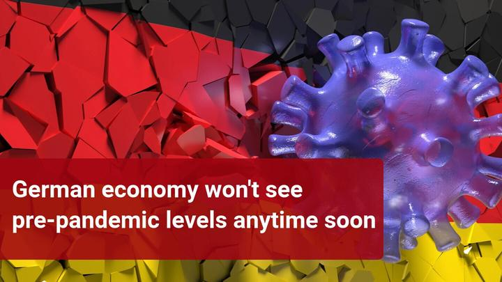 Weak rise in industrial orders again casts doubt on German economy
