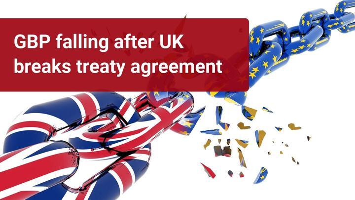 Traders prepare for shock UK-EU split