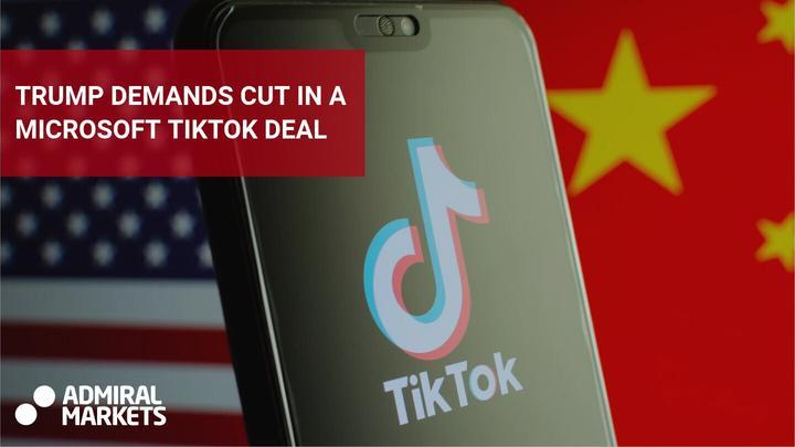 Trump Tiktok demands