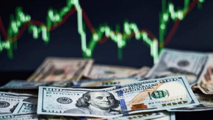 مؤشر الدولار الأمريكي - و هو مقياس لقيمة الدولار الأمريكي مقابل سلة من العملات الأجنبية