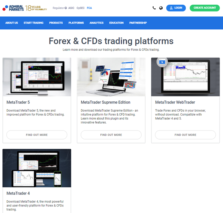 Plate-forme de trading central: Forex signal service