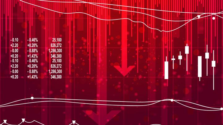 Market Crashing