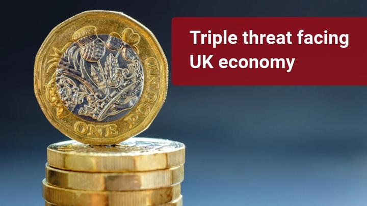 BOE discusses more easing on GBP triple threat