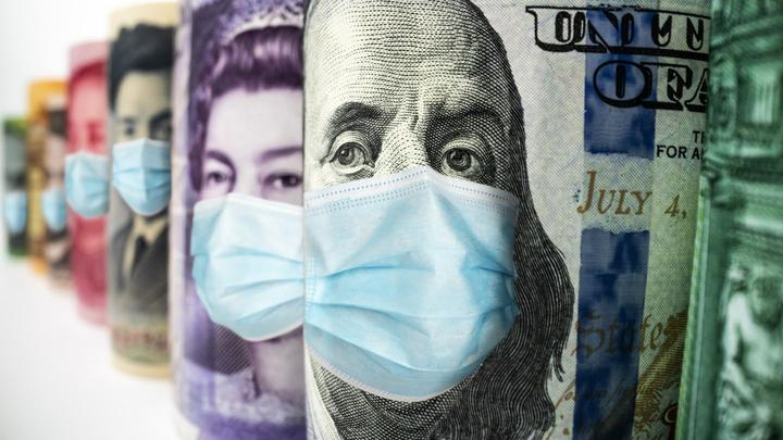 Coronavirus safe haven assets