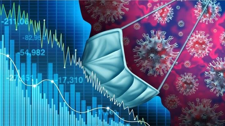 Dow Jones 30 stock market index plunged