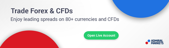 Comercio forex y CFDs con Admiral Markets