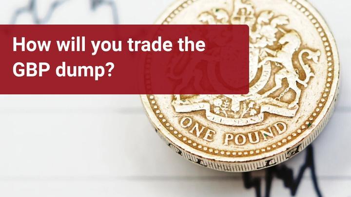 Traders dump GBP on Boris's Brexit threat