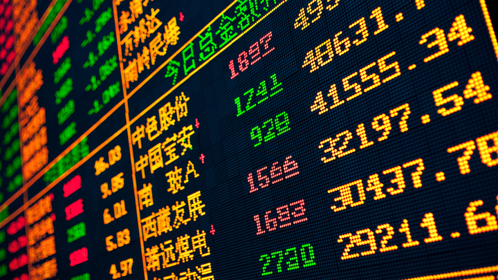Chinese shares and share CFDs!
