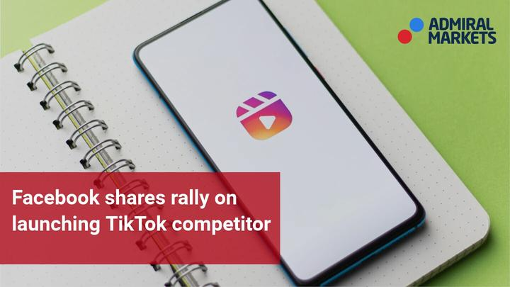 Facebook shares rally on launching TikTok competitor