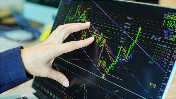 Japāņu sveču grafiki finanšu instrumentu tirdzniecībā