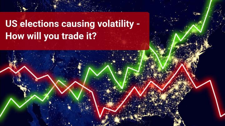 Markets Prepare for Escalation in US Election Volatility