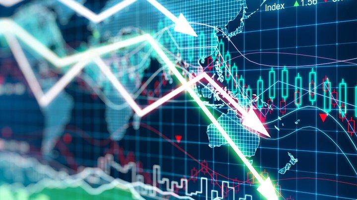Queda dos mercados
