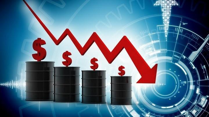Prekyba nafta krizės metu