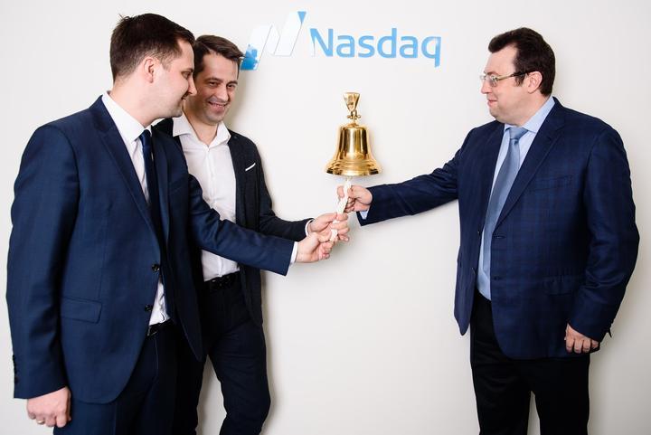 """Die Nasdaq heißt Admiral Markets AS an der """"Nasdaq Baltic Bond List"""" willkommen"""