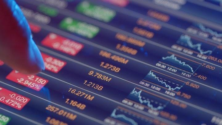 Spreads de volatilidade DAX