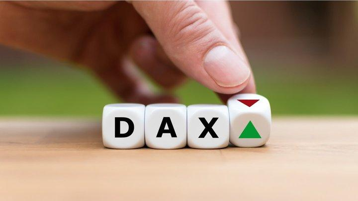 DAX30 pushed lower