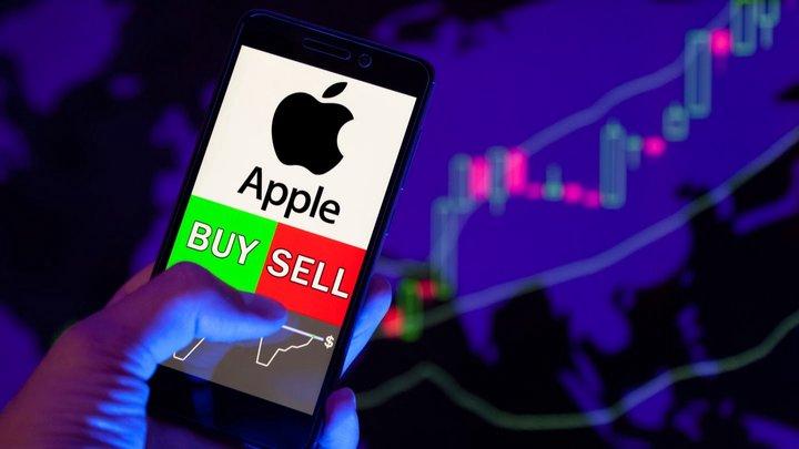 Ações Apple