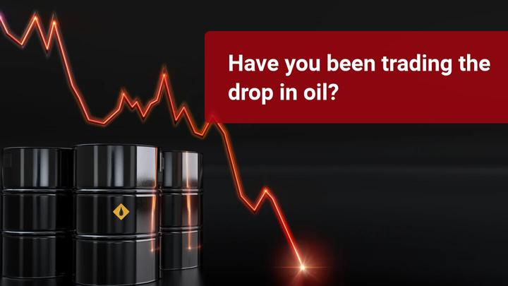 Oil on track to close its second consecutive week of losses