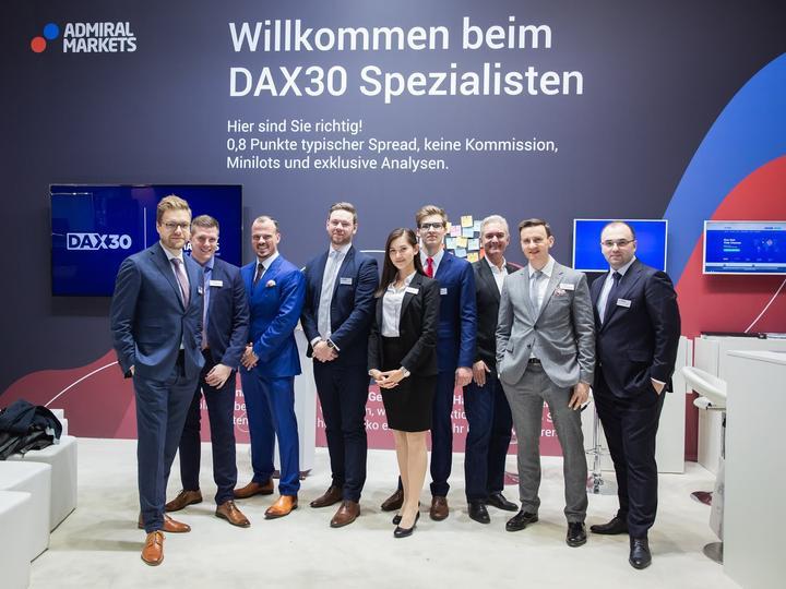World of Trading 2018 с DAX30 специалистами, Admiral Markets