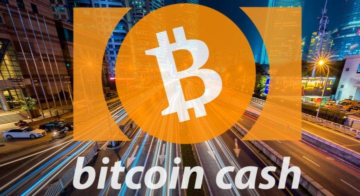 kas vyksta su bitcoin cash)