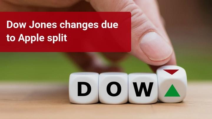 Changes in the composition of the Dow Jones! How will the market react?