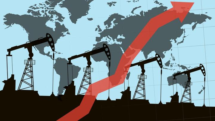 Oil Prices surging higher