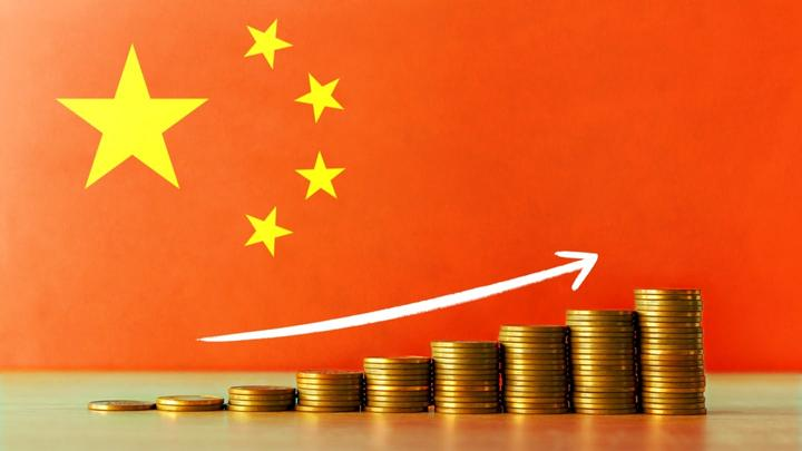 Chinese stocks surge