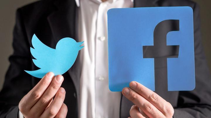 Desplome en bolsa de Twitter y Facebook tras retirada de anunciantes