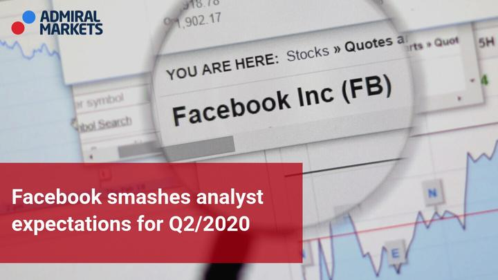 Facebook smashes analyst expectations for Q2/2020