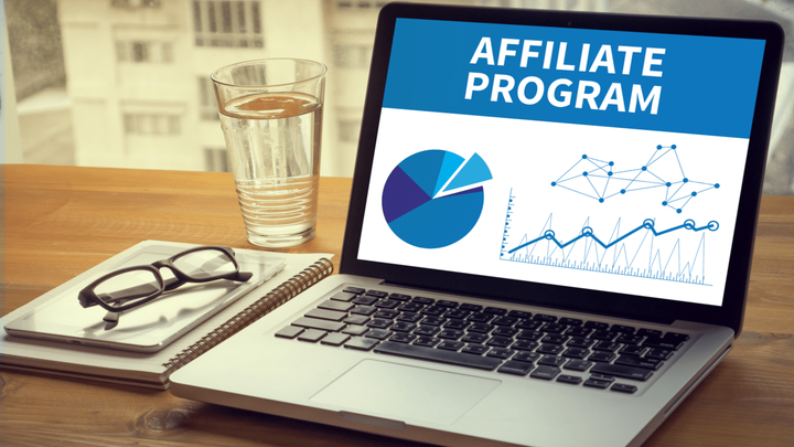 Affiliate programs available