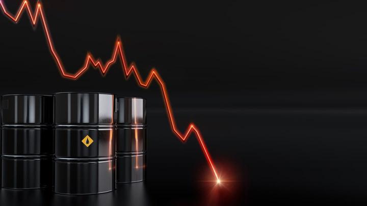 petrolio di nuovo in calo