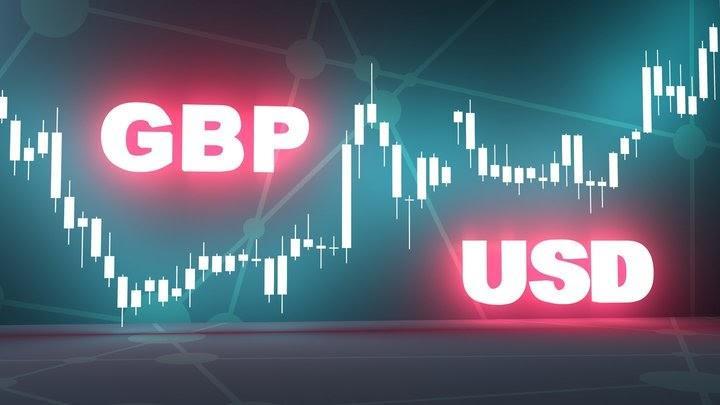 Svaras doleris: kaip prekiauti GBP USD valiutų pora