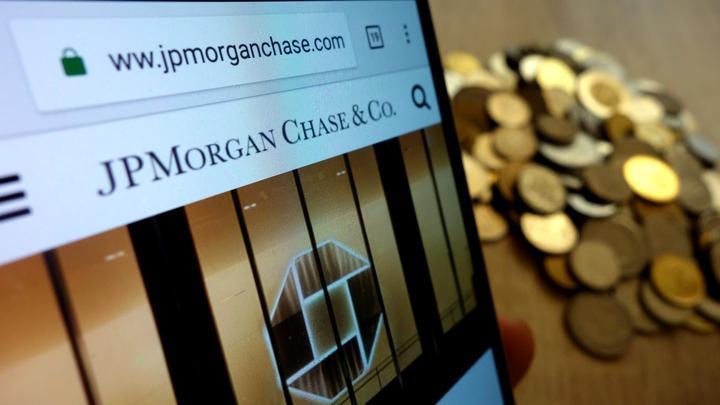 JP Morgan posts record earnings, but bearish stock performance