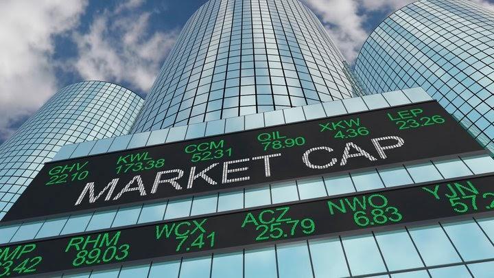 Negocie ações de capital de mercado de US $ 1 bilhão