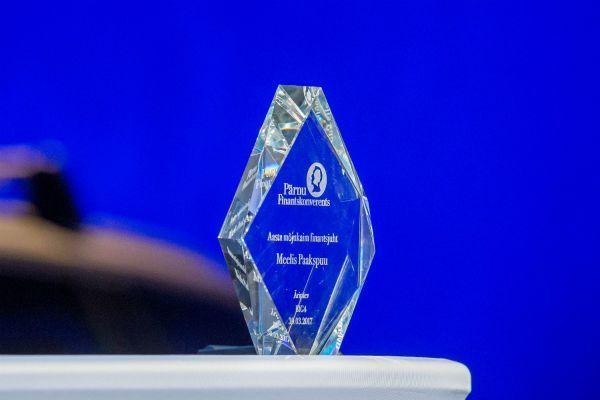 Nominierung zum Besten CFO in Estland: Sergei Bogatenkov