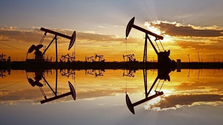 Alterações das Condições de Trading do Petróleo Bruto