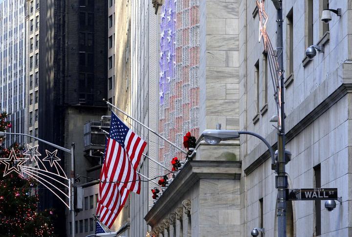 Bourse Wall Street