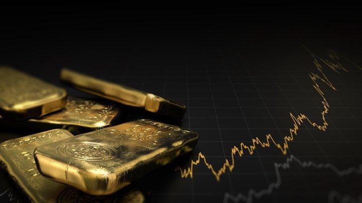 kulda investeerimine - kulla graafik