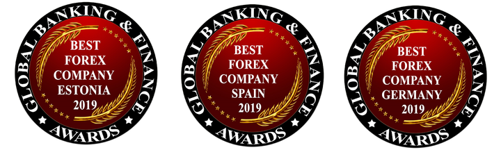 Admiral Markets erneut als bester Forex Broker 2019 in Deutschland, Estland und Spanien ausgezeichnet!