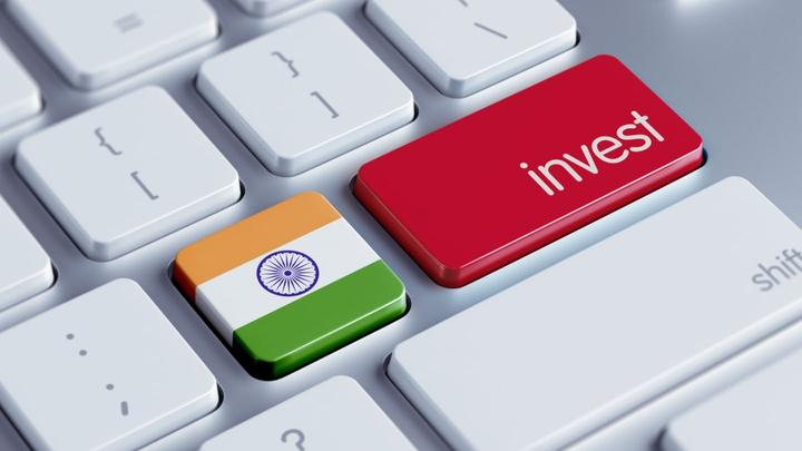 Google invests in India