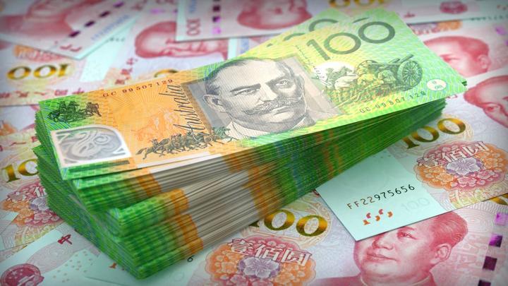 Chinese Yuan, Australian Dollar