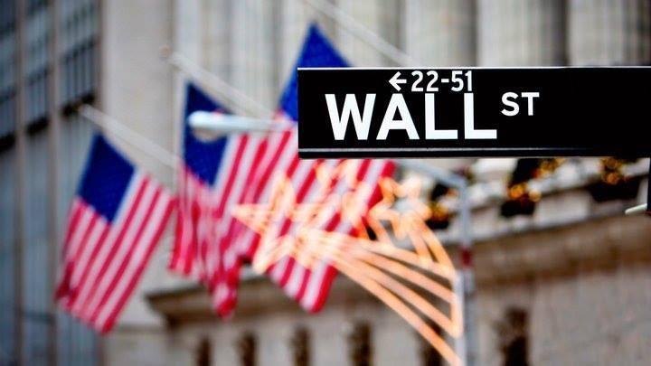 Bourse Walll Street