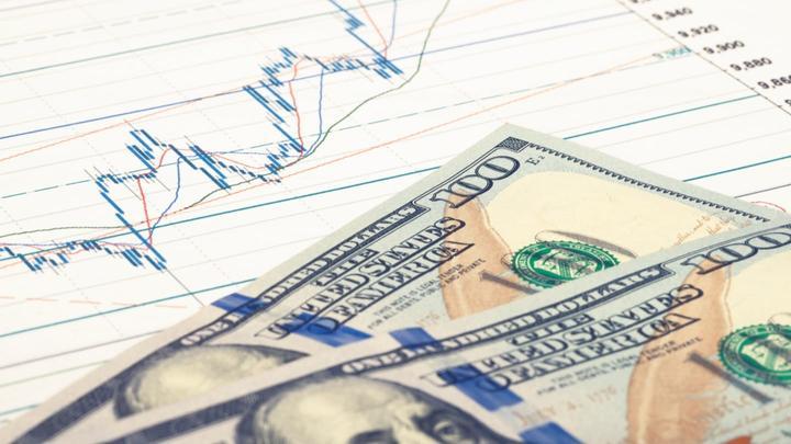 US dollar appriciation