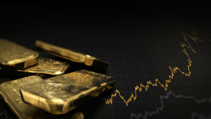 Akcje złota