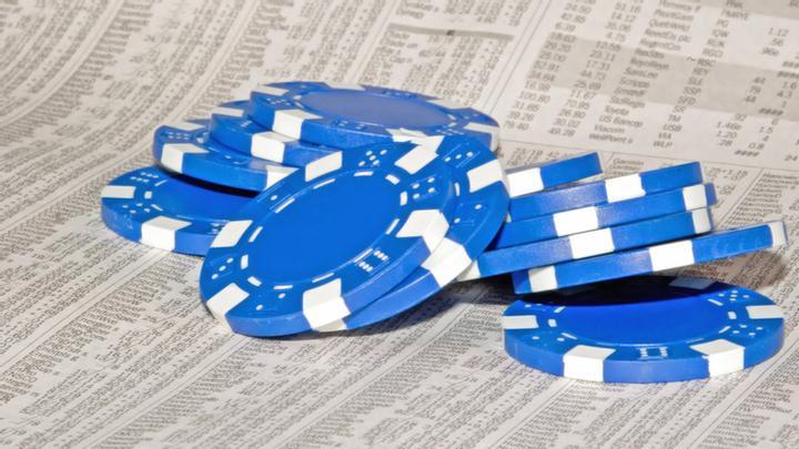 Trading Saham Blue Chip