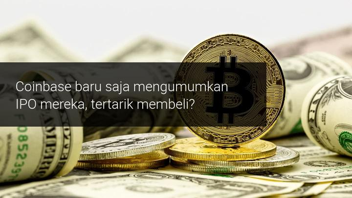 saham coinbase