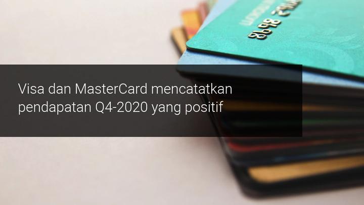 visa dan mastercard